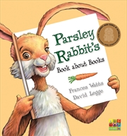 Parsley Rabbits Book About Books | Books