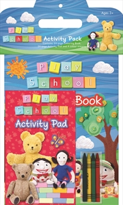 Play School: Activity Pack