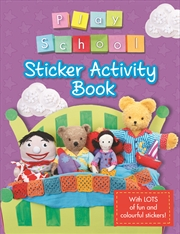 Play School: Sticker Activity | Books