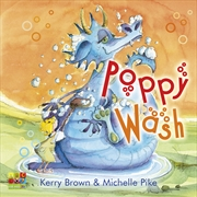 Poppy Wash | Books