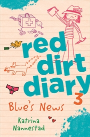 Red Dirt Diary 3: Blues News | Books