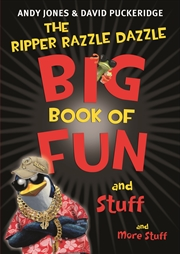 Ripper Razzle Dazzle Big Book | Books