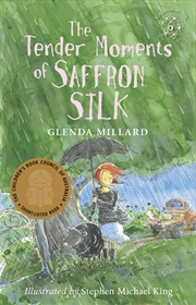 Tender Moments Of Saffron Silk | Books