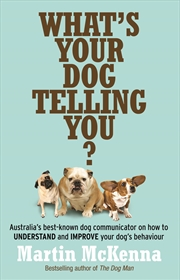Whats Your Dog Telling You | Books
