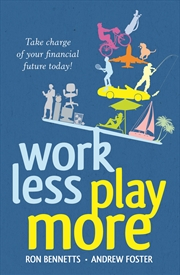 Work Less Play More | Books