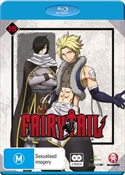 Fairy Tail - Collection 19 - Eps 213-226 | Blu-ray