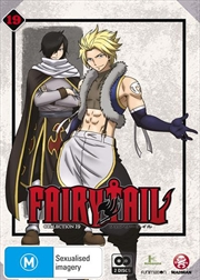 Fairy Tail - Collection 19 - Eps 213-226 | DVD