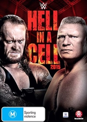 WWE - Hell In A Cell 2015 | DVD
