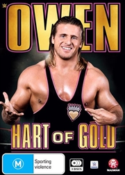 WWE - Owen - Hart Of Gold