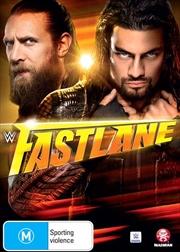 WWE -  Fast Lane 2015 | DVD