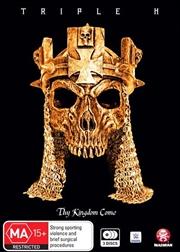 WWE - Triple H - Thy Kingdom Come