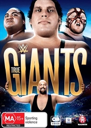 WWE Presents - True Giants