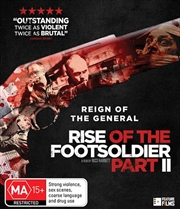Rise Of The Footsoldier - Part 2 | Blu-ray