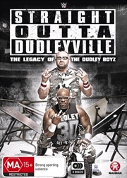 WWE - Straight Outta Dudleyville - The Legacy Of The Dudley Brothers