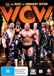 WWE - The Very Best Of WCW Monday Nitro - Vol 2