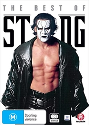 WWE - The Best Of Sting | DVD