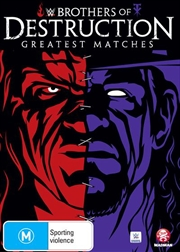 WWE - Brothers Of Destruction - Greatest Matches