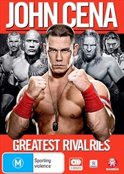 WWE - Greatest Rivalries - John Cena