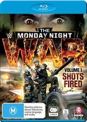 WWE - Monday Night War - Shots Fired - Vol 1 | Blu-ray