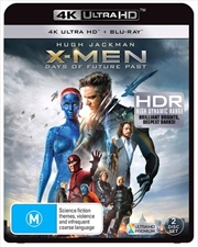X-Men - Days Of Future Past | Blu-ray + UHD + UV