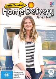 Julia Zemiro's Home Delivery - Series 1-4