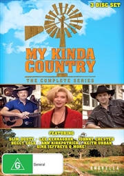 My Kinda Country - Complete Collection