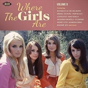 Where The Girls Are: Vol9 | CD
