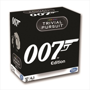 James Bond 007 Trivial Pursuit | Merchandise