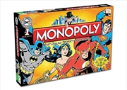 Monopoly: DC Comics Edition