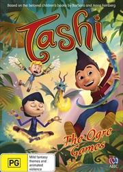 Tashi - The Ogre Games