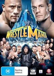 WWE - Wrestle Mania 29 | DVD