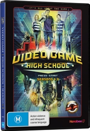 Video Game High School; S1-S3