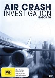 Air Crash Investigations; S10