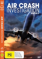 Air Crash Investigations; S9 | DVD