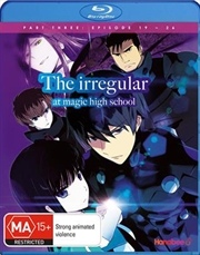 Irregular At Magic High School Part 3 | Blu-ray