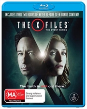 X-Files - Event Series, The | Blu-ray