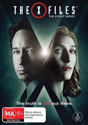 X-Files - Event Series, The | DVD