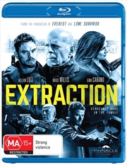 Extraction | Blu-ray