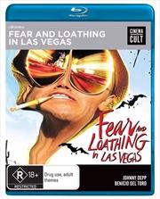 Fear And Loathing In Las Vegas   Blu-ray