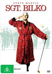 Sgt Bilko   DVD