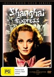 Shanghai Express | DVD