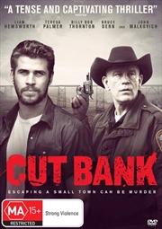 Cut Bank | DVD