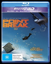 Point Break | 3D Blu-ray + UV