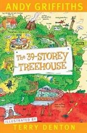 39 Storey Treehouse | Books