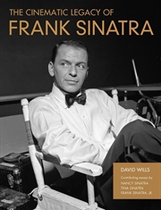 Cinematic Legacy  Of Frank Sinatra | Books