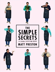Simple Secrets to Cooking Everything Better | Books