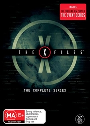 X-Files | Series Collection - Inc Event Series, The