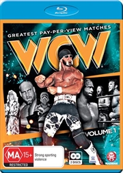 WWE - Greatest Pay-Per-View Matches - Vol 1 | Blu-ray