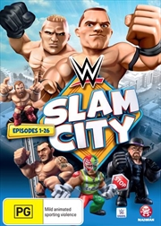 WWE - Slam City