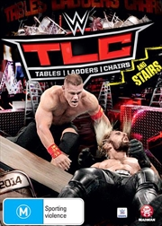 WWE - TLC - Tables, Ladders, Chairs 2014 | DVD